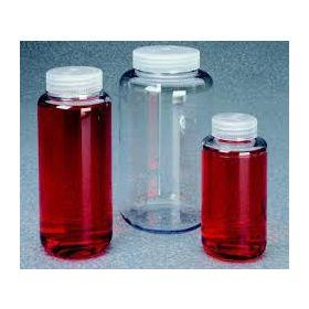 bouteille à centrif.500ml PC avec cape à vis PP