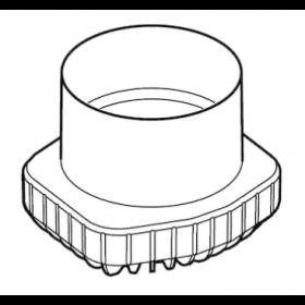 Eppendorf SET: 2 Adapteurs 1x Ø96x148mm/500ml Corning® pour S-4xUniversal