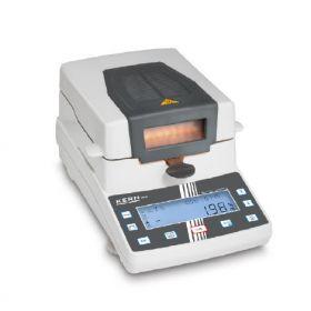 Kern analyseur d'humidité DAB 200-2 - 200g, 10mg, 35-160°C