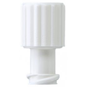 Combi plug blanc - Luer/Luer lock - stérile/1