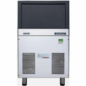 Scotsman AFC80, machine à glace en pépites, refroidi par air, 73kg/jour, stockage 25kg