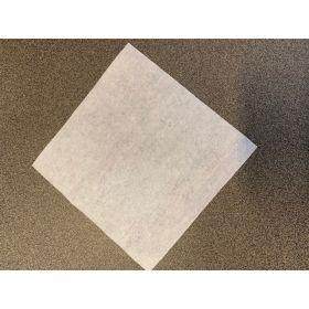 Chiffon de nettoyage - non tissé - 20x20cm - plat - non pelucheux