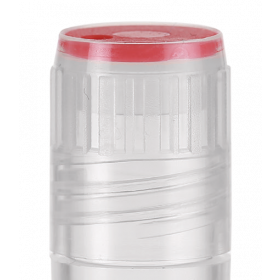 Color insert pour Cryotube slimtube - rouge
