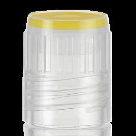 Color insert pour Cryotube slimtube - jaune