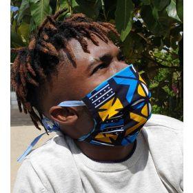 Masque en tissu - POYBOY - adulte - rubans