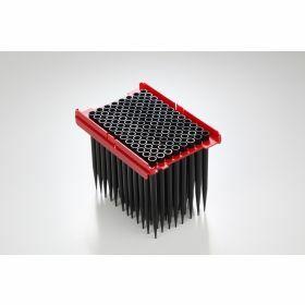 blackKnights 1000µl bioclean filter tray blister 2 - type Tecan