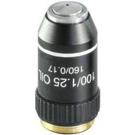 Objectif achromatique 100 x / 1,25 OBB A1109