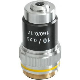 Objectif achromatique 40 x / 0,65 OBB A1478