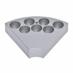 Ohaus Bloc sectionnel 17 mm Fioles