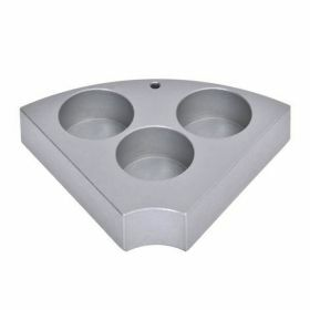 Ohaus Bloc sectionnel 28 mm Fioles