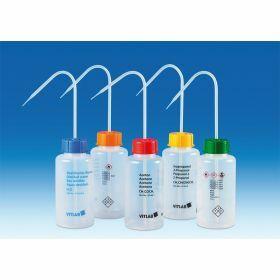 Pissette VITsafe LDPE à col étroit Dichlorométhane 500ml