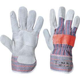 Canad rigger gants, croûte cuir, taille unique XL