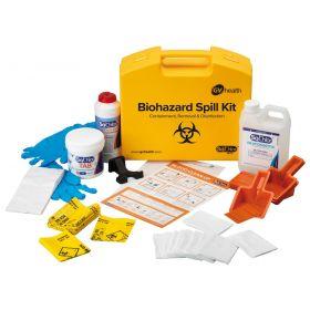 Biohazard Kit de déversement (Midi / 10 déversements)