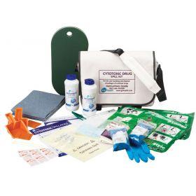 Kit de déversement de médicaments cytotoxiques