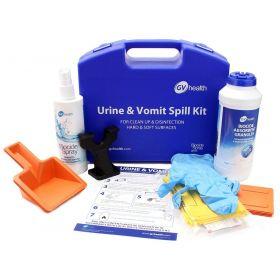 Kit de déversement d'urine et de vomissure