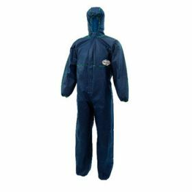 Combinaison avec capuche Kleenguard A10 - bleu