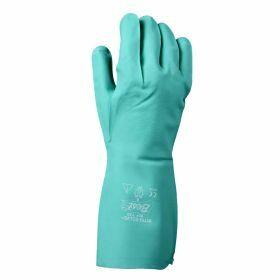 Showa 730 gants - nitrile floqué - 330 mm