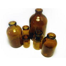 Wheaton Flacon de sérum - ambre, 5 - 100 ml