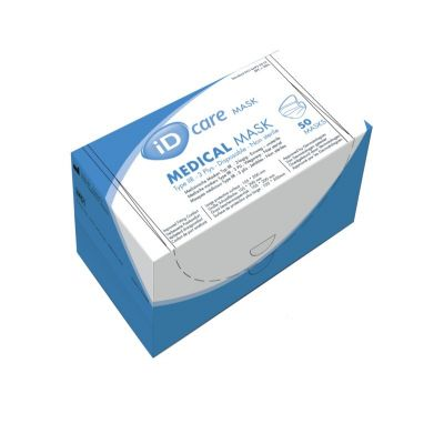 iD Care Mask - masques chirurgicaux - type IIR