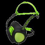 BLS 8600 demi masque A2P3 R D